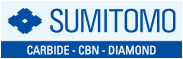 SUMITOMO CARBIDE - CBN - DIAMOND